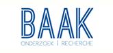 logo baak recherche onderzoek utrecht